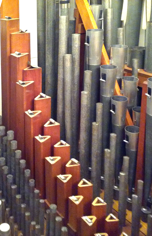 The Pipe Organ 3